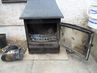 WOODBURNING STOVE GARAGE/SHED - £150 open to offers