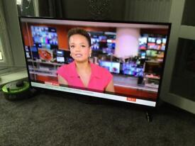 """JVC 39"""" LED TV BUILT IN HD FREEVIEW (not smart)"""