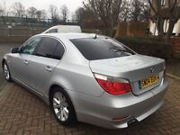 Bmw 525D drives very smooth and lovely non snoker £ 2400 ovno