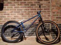 Void bikes rigid 26 inch street/ dirt/ park