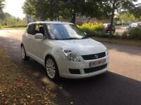 2008 58 Suzuki Swift 1.3 Petrol, Only 59,000 Miles, recently serviced!