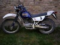 Suzuki dr200 enduro trail road motorbike