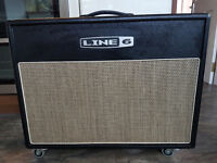 Line 6 Flextone III amplifier