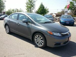 2012 Honda Civic EX (A5)..Power Sunroof..