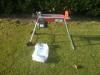 1500w 5 tonne Log Splitter with stand - Brand New