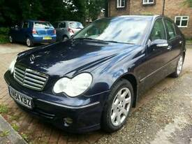 Mercedes C class 220cd 2005 Brilliant!