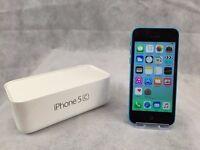 APPLE IPHONE 5C - 8GB STORAGE - FACTORY UNLOCKED - SMART PHONE