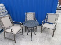 M&S 3 CHAIRS ONLY £40!! BEAUTIFUL...PICK UP TODAY! now only £40 be quick!!!!!!!!!!!