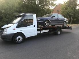 Ford transit recovery truck £5000