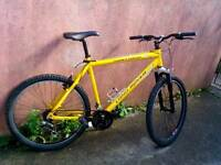 Land Rover Santiago Mountain Bike! Ono