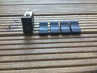 Seat Arosa Demister switch with additions