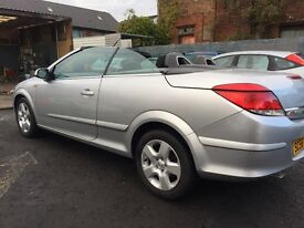 VAUXHALL ASTRA 2007 CONVERTIBLE MOT TILL 23/11/2017 EXCELLENT CONDITION