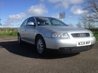 Audi A3 Silver 5 Door Hatchback Automatic - Great Condition