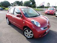 Nissan Micra N-TEC (red) 2010