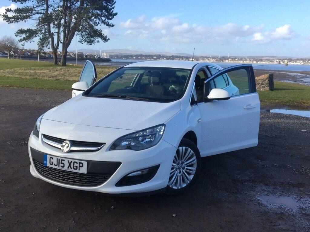 Vauxhall Astra Excite 1.4 5door   in Burntisland, Fife ...