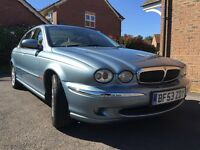 Jaguar X-Type 2.5 V6 SE (AWD) 4dr *** LOW MILEAGE STUNNING EXAMPLE ***