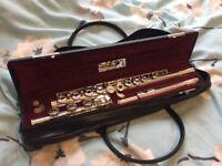 Yamaha 461 Silver Flute