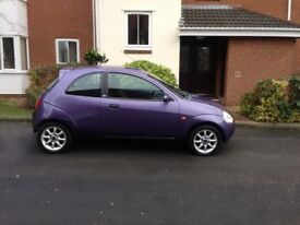 FORD KA 1.3 ZETEC CLIMATE 3 DOOR HATCHBACK ONE PRE OWNER