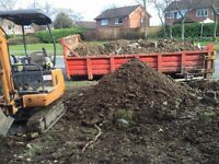 N G Home Improvements & Groundworks (Digger and driver hire)