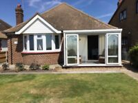 3 bedroom bungalow available for short lets and holidays. Fully equipped. All inclusive.