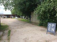 Log Cabin Office / Storage / Shop To Let Fulbeck