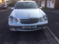 Mercedes C180 Petrol 2005 Saloon Automatic New MOT