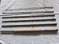 Fulling Mill 15Ft 6 piece Salmon Rod Line weight 10/11 with case. Unused.