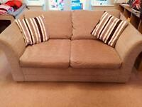 Next 2 and 3 Seater Sofa