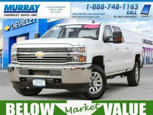 2016 Chevrolet SILVERADO 3500HD LT  **DIESEL! backup camera!**