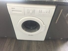 washing machine for sale . In good working order, less than 2 years old
