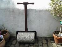 Cornish Granite Garden Roller