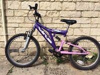 """20"""" Girl's Virus Bike"""