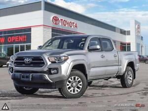 2018 Toyota Tacoma SR5 - DOUBLE CAB - V6 - 4X6 TOYOTA CERTIFIED