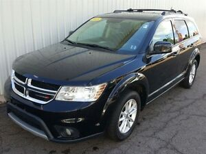 2015 Dodge Journey SXT SXT EDITION/FACT WARR/7 PASS/BLUETOOTH