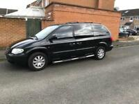 Chrysler Grand Voyager 3.3 petrol 2005 (54 plate) Auto Stow n Go