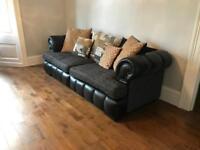 SCS fabric Sofa
