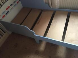 JUNIOR / TODDLER BED - REDUCED FOR QUICK SALE