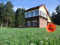 Railway Signal Box Holiday Cottage - High Season 2017
