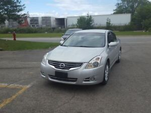 2012 Nissan Altima 2.5 S (CVT) Accident free