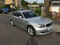 BMW 1 Series 116i 3dr 58 plate