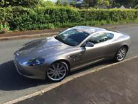 2005 Aston Martin DB9 5.9 V12 2+2 Coupe Touchtronic