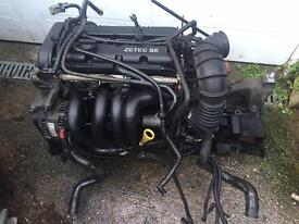 Focus zetec se engine 1.6 very good condition only 75k