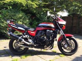 Kawasaki ZRX1100 Motorcycle
