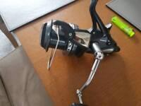 Shimano long cast xt-a baitrunner like brand new