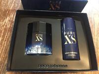 paco rabanne Pure XS 100ml Eau de Toilette 150ml Deodorant Gift Set