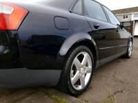 Audi a4 tdi long mot & fsh