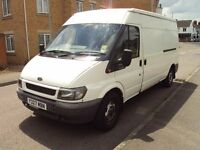 2001 FORD TRANSIT 350 LWB LONG MOT STARTS DRIVES GREAT