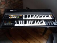 Hohner GP93 analogue synth organ