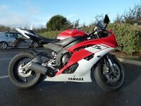 YAMAHA R6 2011 5350 MILES EXCELLENT CONDITION
