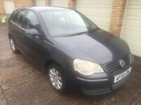 VW POLO 1.2 SE, 5DRS, VGC, 2005.